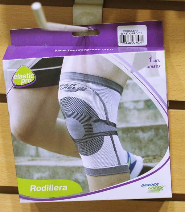 Rodillera elastic pro