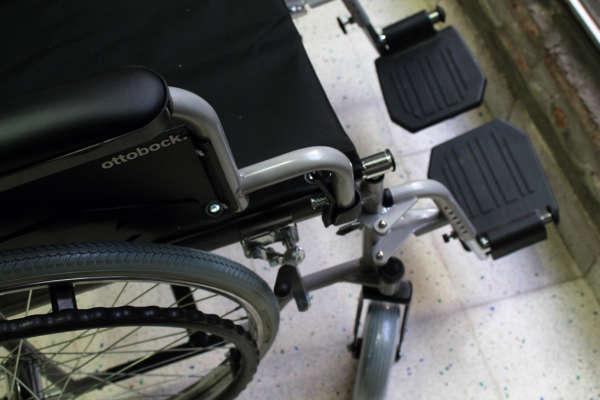 silla de ruedas ottobock