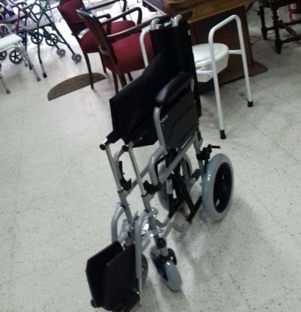 silla de transporte ottobock