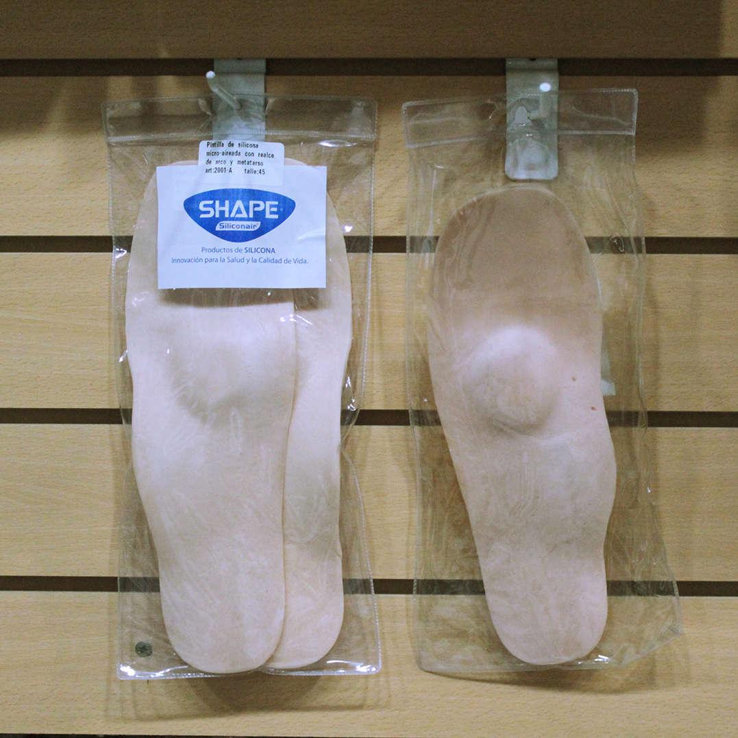 plantillas de silicona para zapato